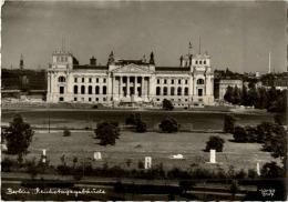 Berlin - Reichstagsgebäude - Allemagne