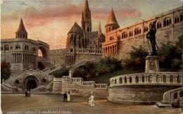 Budapest -  Tucks - Hongrie