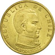 Monnaie, Chile, 50 Centesimos, 1971, TTB, Aluminum-Bronze, KM:196 - Chile