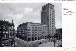 DE-NW: KÖLN Am Rhein: Hochhaus - Köln