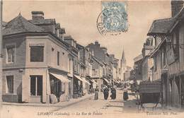 LIVAROT - Rue De Falaise - Livarot