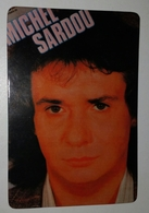 Calendrier De Poche, Michel Sardou - Calendriers