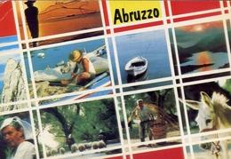Abruzzo Pittoresco - 32 - Formato Grande Viaggiata – E 8 - Italy