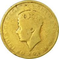 Monnaie, Jamaica, George VI, Penny, 1940, Franklin Mint, TB, Nickel-brass, KM:32 - Jamaique