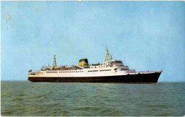 Roi Baudouin - Steamers