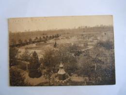 Pensionnat Des Religieuses Ursulines à Gierle-lez-Thielen Jardin Circulée 1926 Tient Des Trous - Lille