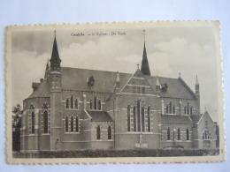 Kaulille Caulille L'église De Kerk Gelopen 1941 - Bocholt