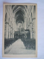 Lier Lierre Intérieur De L'église St-Gommaire - Lier