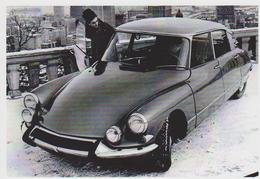 CARTE POSTALE AUTOMOBILE CITROEN DS 21 EXPORT - RARE - 10X15 CM NEUF - Turismo