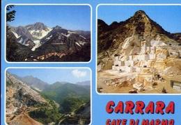 Carrara - Cave Di Marmo - Formato Grande Viaggiata – E 8 - Carrara