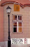 TARJETA TELEFONICA DE HUNGRIA. WINDOW 1. HU-P-1993-13. (101) - Hungría