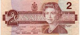 CANADA 2 DOLLARS 1986 P-94 - Canada