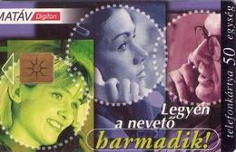 TARJETA TELEFONICA DE HUNGRIA. DIGIFON, LLAMADA DE CONFERENCIA. HU-P-1999-10B. (044) - Hungría