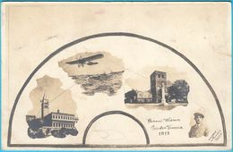 GIANNI WIDMER ( Slovenia - Ivan Vidmar ) ... TRIESTE - VENEZIA 1912. * Italian Civil & Military Pilot * Italy Italia RRR - Trieste (Triest)