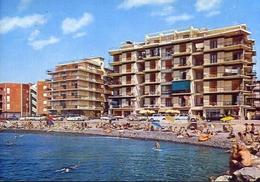 San Bartolomeo A Mare - Imperia - Scorcio Di Spiaggia - Formato Grande Viaggiata – E 8 - Imperia