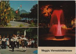 Weggis - Promenade - Photo: Kurt Basan - LU Lucerne