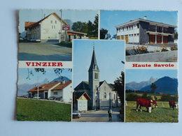 VINZIER (74) .MULTIVUES . - France