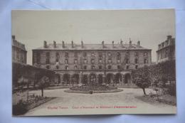 Paris-Hopital Tenon-cour D'honneur Et Batiment D'administration - Health, Hospitals