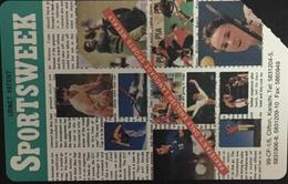 Paco \ PAKISTAN \ PK-TLP-URM-0014 \ Sportsweek \ Usata - Pakistan