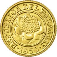 Monnaie, Paraguay, Centimo, 1950, TTB, Aluminum-Bronze, KM:20 - Paraguay