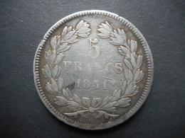 France 5 Francs 1831 Q Louis-Philippe - France