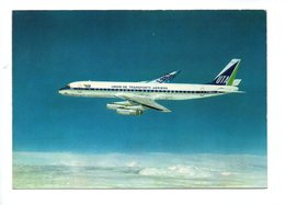 AVION . UTA . SUPER DC 8 - 62 - Réf. N°19316 - - 1946-....: Era Moderna