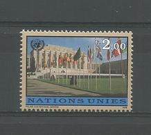 United Nations G. 1998 Flags Y.T. 348 ** - Genf - Büro Der Vereinten Nationen