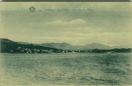 CORSE - AJACCIO - VUE PRISE EN BATEAU - PHOTO A. TOMASI - 1930s (BG771) - Ajaccio
