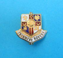 TRANMERE ROVERS FC - England Football Soccer Club Enamel Pin Badge BY COFFER Fussball Calcio Futbol Futebol Foot British - Football