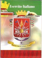 """2005 Italia Folder """" Esercito Italiano """" - 6. 1946-.. Repubblica"""