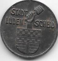 *notgeld  Ludenscheid  10 Pfennig 1918   Fe  8516.2/ 309.2b - [ 2] 1871-1918 : Empire Allemand