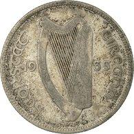 Monnaie, IRELAND REPUBLIC, Florin, 1935, TB+, Argent, KM:7 - Irlande