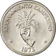 Monnaie, Panama, 2-1/2 Centesimos, 1973, TTB, Copper-Nickel Clad Copper, KM:32 - Panama
