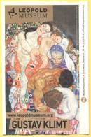 AUSTRIA - ÖSTERREICH - AUTRICHE - Leopold Museum, Wien - Entrance Ticket - Eintritt Vollpreis - Gustav Klimt - Used - Biglietti D'ingresso