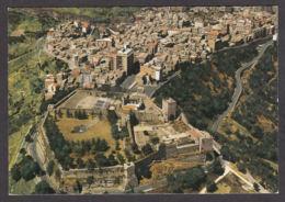 68790/ ENNA, Castello Di Lombardia Dall'aereo - Enna