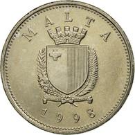 Monnaie, Malte, 10 Cents, 1998, SUP, Copper-nickel, KM:96 - Malte