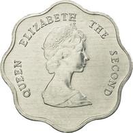 Monnaie, Etats Des Caraibes Orientales, Elizabeth II, 5 Cents, 1989, TTB - Oost-Caribische Staten