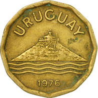 Monnaie, Uruguay, 20 Centesimos, 1976, Santiago, TTB, Aluminum-Bronze, KM:67 - Uruguay