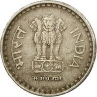 Monnaie, INDIA-REPUBLIC, 5 Rupees, 2001, TTB, Copper-nickel, KM:154.1 - Inde