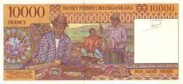 MADAGASCAR P. 79 10000 F 1995 UNC - Madagascar
