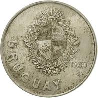 Monnaie, Uruguay, Nuevo Peso, 1980, Santiago, TTB, Copper-nickel, KM:74 - Uruguay