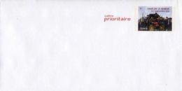 """PAP Avec Timbre """"Taxis De La Marne"""" - Format 110 X 220 -  Au Verso Lot G4S:14F253 - Postwaardestukken"""