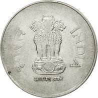 Monnaie, INDIA-REPUBLIC, Rupee, 2000, TTB, Stainless Steel, KM:92.2 - Inde