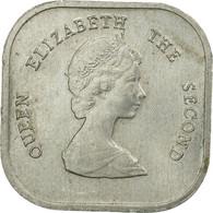 Monnaie, Etats Des Caraibes Orientales, Elizabeth II, 2 Cents, 1986, TTB - Oost-Caribische Staten