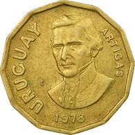 Monnaie, Uruguay, Nuevo Peso, 1978, Santiago, TTB, Aluminum-Bronze, KM:69 - Uruguay