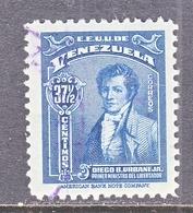 Venezuela  359   (o)  1940-43  Issue - Venezuela