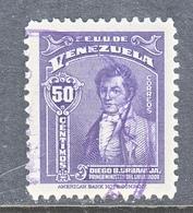 Venezuela  361   (o)  1940-43  Issue - Venezuela
