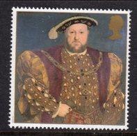 GREAT BRITAIN GB - 1997 KING HENRY VIII 26p STAMP FINE MNH ** SG 1965 - 1952-.... (Elizabeth II)