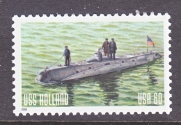 US  3376   **    SUBMARINE  USS   HOLLAND - Submarines