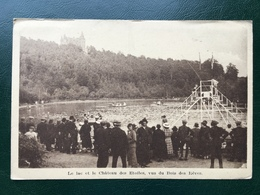 Céroux-Mousty/le Lac Et Le Château Des Etoiles,vu Du Bois Des Rêves-animée - Ottignies-Louvain-la-Neuve
